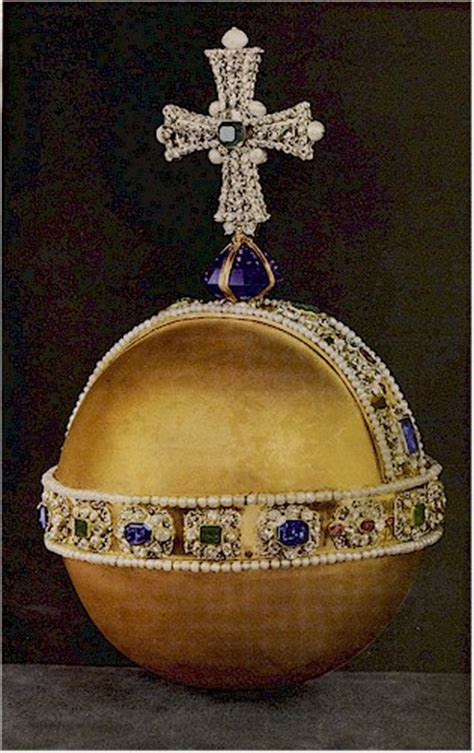 The Orb and Sceptre of the United Kingdom of Great Britain