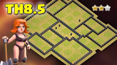 Clash Of Clans - Town Hall 8