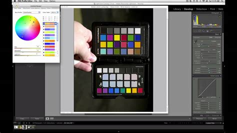 Custom Camera Profile for Extreme Lighting - Adobe DNG