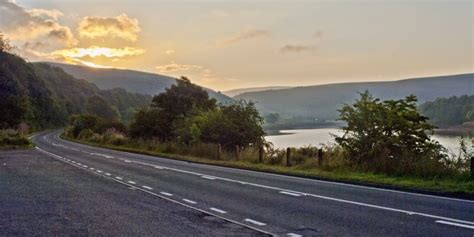 The Snake Pass - Great UK Roads - Driving for Pleasure