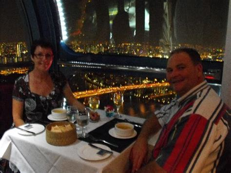 Sky Dining in Singapore Flyer - GreenHoliday - 2019 All