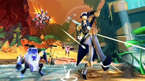 Battleborn cuts price and rolls out a new character as
