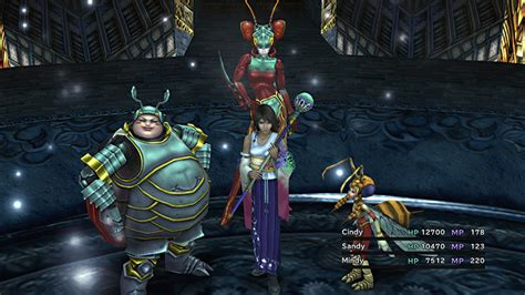 Final Fantasy X Side Quest: The Magus Sisters - Jegged