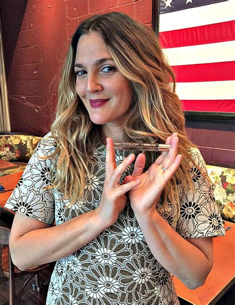 Drew Barrymore Talks Fragrance Tips, Beauty Icons, and the