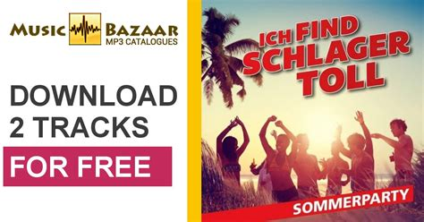 Ich Find Schlager Toll-Sommerparty - mp3 buy, full tracklist