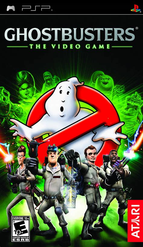 Ghostbusters: The Video Game Windows, X360, PS3, PS2, PSP