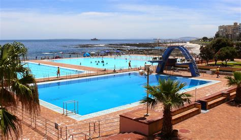 Finding Africa: Sea Point pool praised as on of the best