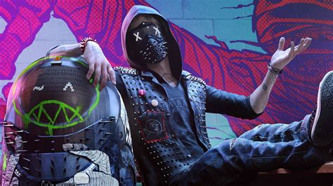 Wrench Watch Dogs 2 Wallpapers   HD Wallpapers   ID #19220