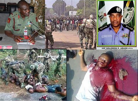 A SHORT SUMMARY OF THE GENOCIDE AGAINST BIAFRANS IN