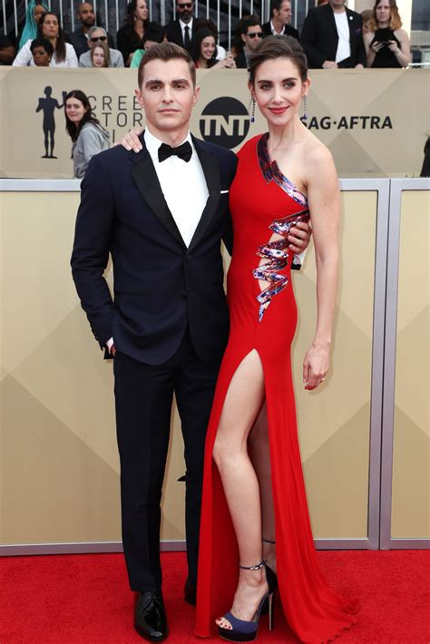 Alison Brie And Dave Franco - Celebrity Couples Who Are