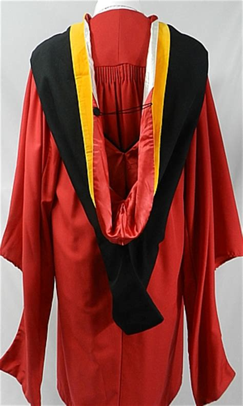 Custom-Crafted Doctoral Robes by University Cap & Gown