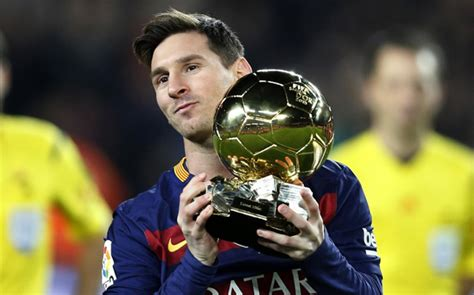 Reasons why Lionel Messi should win the Ballon d'Or this year