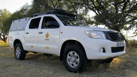 Bushlore 4x4 HilS   Mietwagen in Namibia