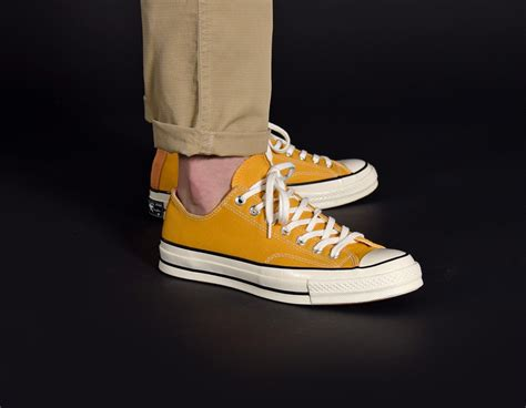 Converse Reissue Their Iconic Chuck Taylor All Star 70 Ox