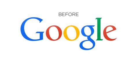 Google Made The Tiniest Change To Its Corporate Logo