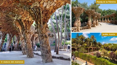 Complete Guide & Tips to Visit Gaudi's Park Güell