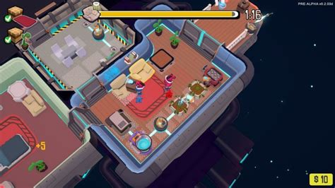 Out of Space, a co-op multiplayer game about trying to
