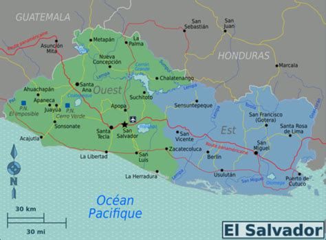 Salvador (pays) — Wikitravel