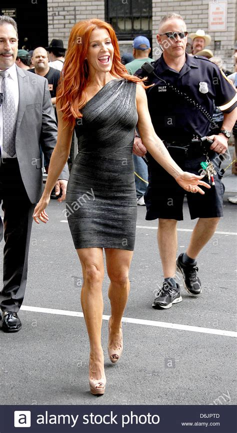 Poppy Montgomery 'The Late Show with David Letterman' at