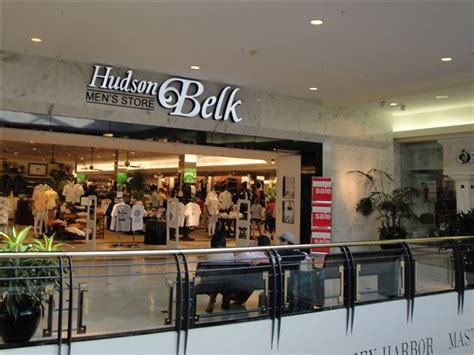 Hudson Belk Men's Store; former Thalhimers, Hecht's and Lo