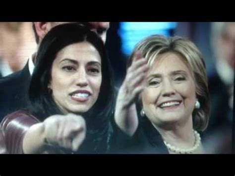 Huma Abedin Leaves Anthony Weiner and Hillary Clinton