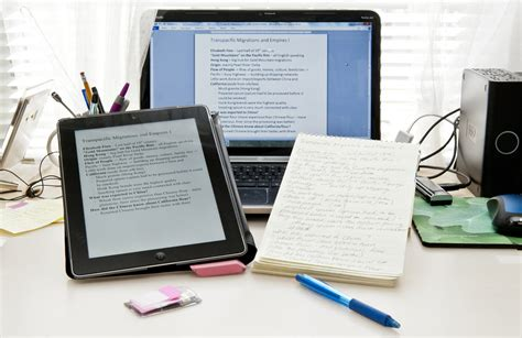 Students look to cloud-based services for note-taking
