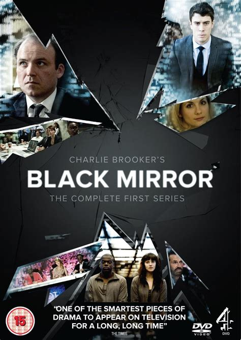Black Mirror: Charlie Brooker's sci-fi series to become