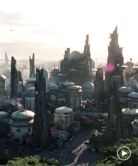 disney teases star wars theme park in construction video