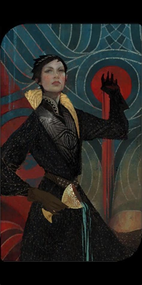 Here Are All of Dragon Age: Inquisition's Character Tarot
