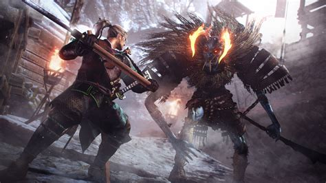Nioh Dragon of the North DLC will pit you against Lord