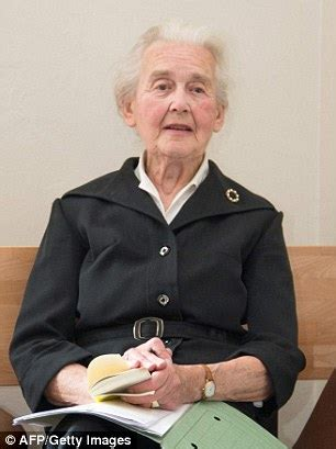 Prominent German neo-Nazi Ursula Haverbeck convicted of