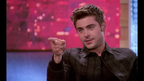 Zac Efron Reveals All in Interview with Dave Skylark - YouTube