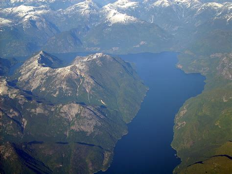 Jervis Inlet - Wikipedia