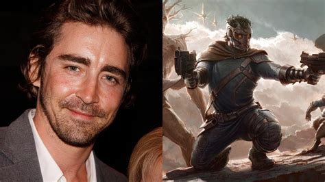 Lee Pace Talks 'Guardians of the Galaxy' Auditions - YouTube