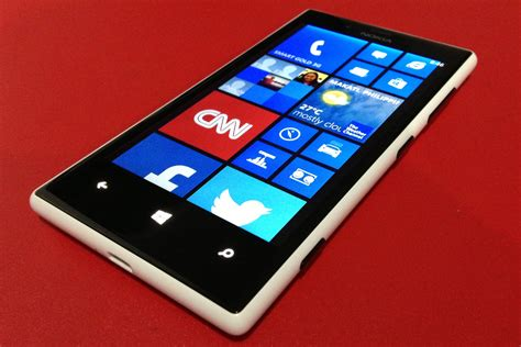 Review: Nokia Lumia 720 • DR on the GO • Tech Review