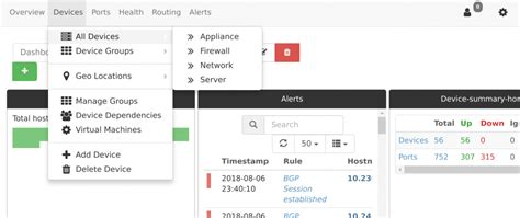 How To Monitor VMware ESXi Host Using LibreNMS - Computing