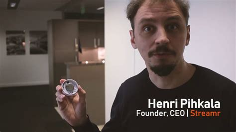 Interview: Founder of Streamr on Real-time Data, IoT, and