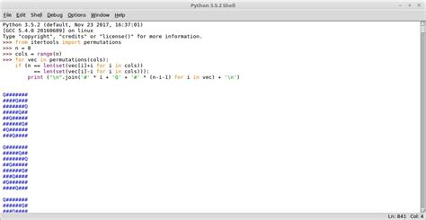 IDLE - Python's Integrated Development and Learning