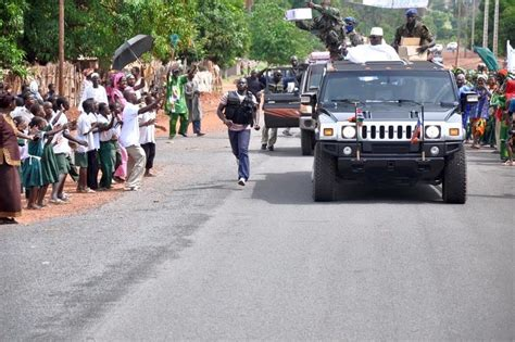 Breaking news: Jammeh's Monday tour might have been
