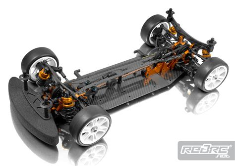 Xray T3'11 electric touring car - Red RC - RC Car News