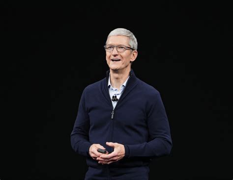Tim Cook Speaks About DACA, Coding, and More at Bloomberg