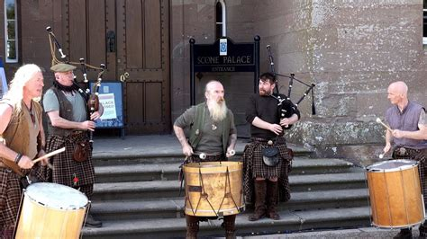 Meet Clanadonia, Scottish tribal band used in Outlander