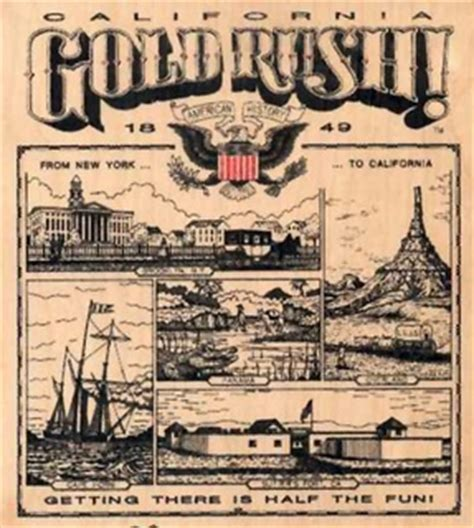 49ers Gold rush - Expansion Of The American West