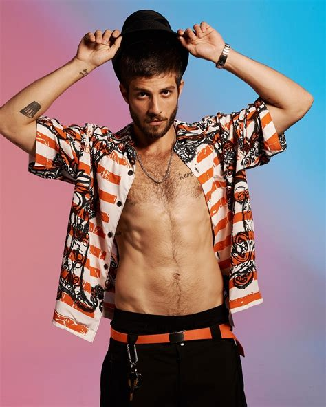 GQ BRASIL: Chay Suede by Hick Duarte – Image Amplified