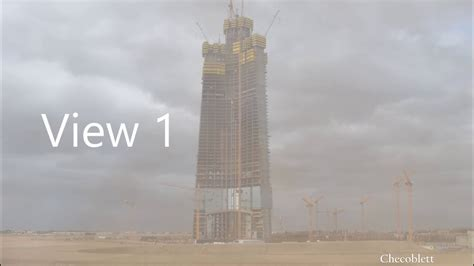 Jeddah Tower | Timelapse 2017 & January Update | First