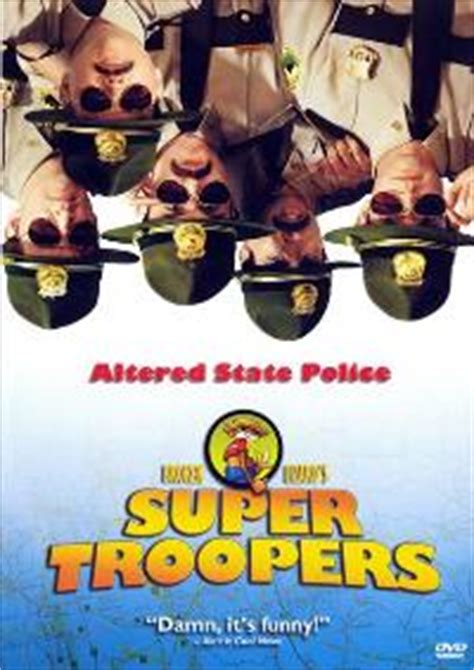 Super Troopers Movie Posters From Movie Poster Shop