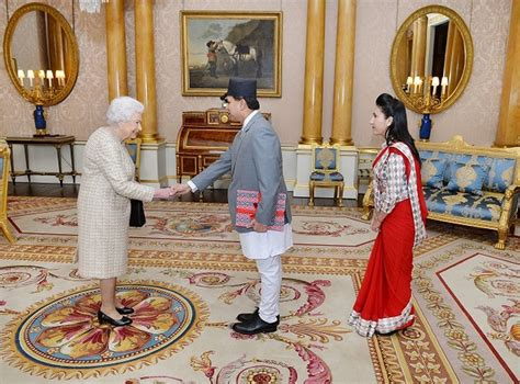Nepalese Ambassador visits The Queen | Welcome to the
