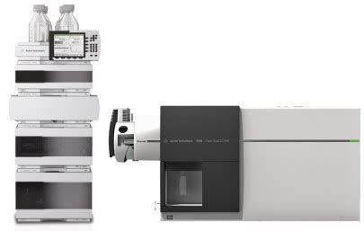 Agilent 6490 Triple Quadrupole LC/MS System with iFunnel