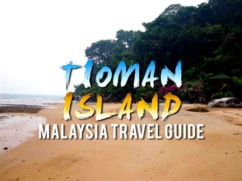 Tioman Travel Guide: A list of the best travel guides and