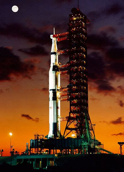 Biggest Space Rocket Ever Made Put on Display!
